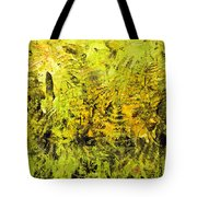 Beneath The Trees Tote Bag