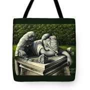 Beneath The Wings Tote Bag
