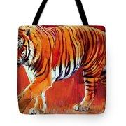 Bengal Tiger  Tote Bag by Mark Adlington