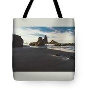 Benijo Beach Tote Bag