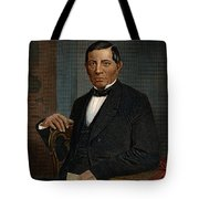 Benito Juarez (1806-1872) Tote Bag by Granger