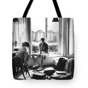 Benjamin Britten Tote Bag