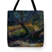 Bent Tree Tote Bag