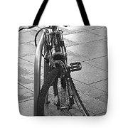 Bent Wheel Tote Bag