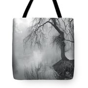 Bent With Gentleness And Time Tote Bag