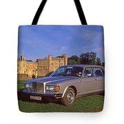 Bentley Automobile Tote Bag