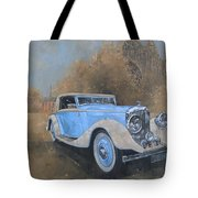Bentley By Kellner Tote Bag