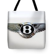 Bentley Emblem -0081c Tote Bag