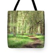 Bentley Woods, Warwickshire #landscape Tote Bag