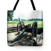 Bentonville Nc Confederate Artillery Tote Bag