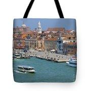 Benvenuto Venice Tote Bag