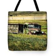 Bereft In A Field Tote Bag