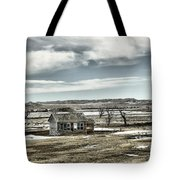 Bereft In The Desolation Tote Bag