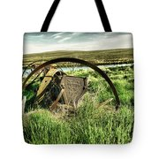 Bereft On The Grasslands T Tote Bag
