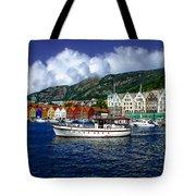 Bergen - Norway Tote Bag