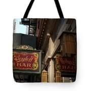 Berghoff Bar Tote Bag