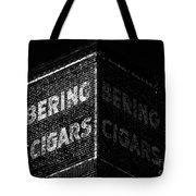 Bering Cigar Factory Tote Bag