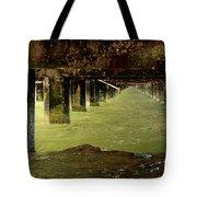 Berkley Pier California Tote Bag