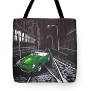 Berkley Sports Car Tote Bag