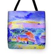 Berkshire Hills Tote Bag
