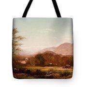 Berkshire Landscape Tote Bag