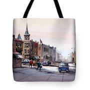 Berlin - Main Street Tote Bag