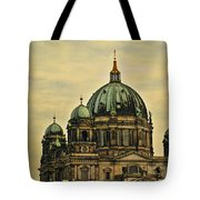 Berlin Architecture Tote Bag by Jon Berghoff