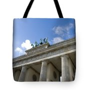 Berlin Brandenburger Tor Tote Bag
