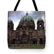Berlin Dom Tote Bag