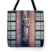 Berlin - Industrial Architecture Tote Bag