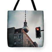 Berlin-mitte Tote Bag