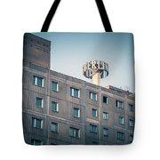 Berlin - Plattenbau Tote Bag