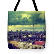Berlin Skyline And Roofscape Tote Bag