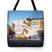 Berlin - Street Art Tote Bag
