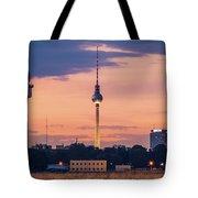 Berlin - Tempelhofer Feld Tote Bag