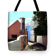 Bermuda Backstreet Tote Bag