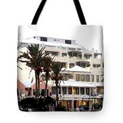 Bermuda Front Street Four Tote Bag
