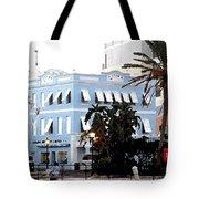 Bermuda Front Street Three Tote Bag