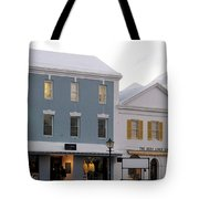 Bermuda Front Street Two Tote Bag
