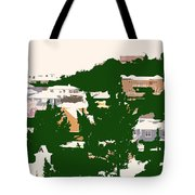 Bermuda Neighborhood Tote Bag