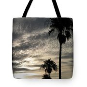 Bermuda Palms Tote Bag