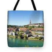 Bern, Switzerland Capital City Tote Bag
