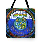 Bernadette By Four Tops Tote Bag