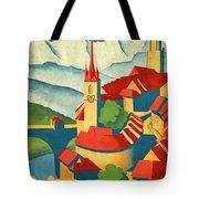 Berne Switzerland - Vintagelized Tote Bag