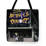 Bernies Dugout Tote Bag