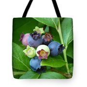 Berries Beautiful Tote Bag