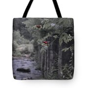 Berries On A Branch Tote Bag