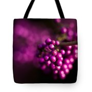 Berries Still Life Tote Bag