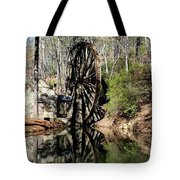 Berry College Water Wheel Tote Bag
