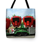 Berry Go Round  Tote Bag
